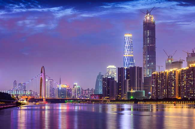 Guangzhou is the main and most populous city of Guangdong province in China.